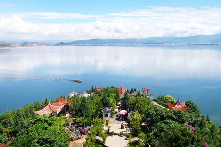 洱海富美邑风景区